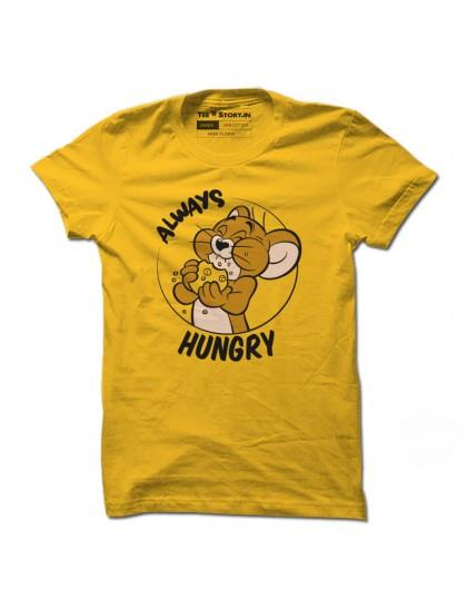 Jerry Eats Cheese Because It Always Hungry Shirt