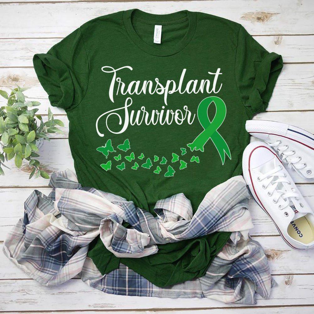 Kidney Disease Awareness - Transplant Survivor Shirt