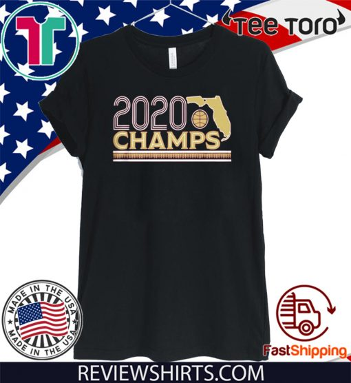 NATIONAL CHAMPS 2020 Shirt