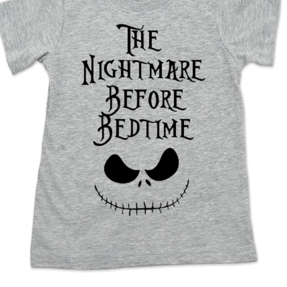 Nightmare Before Bedtime Toddler Shirt