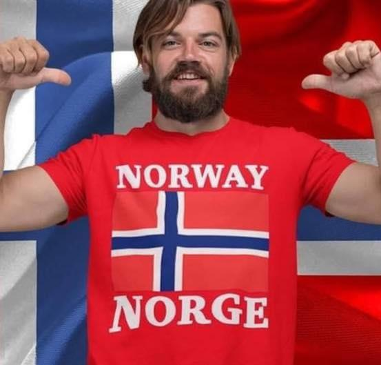Norway Norge Shirt