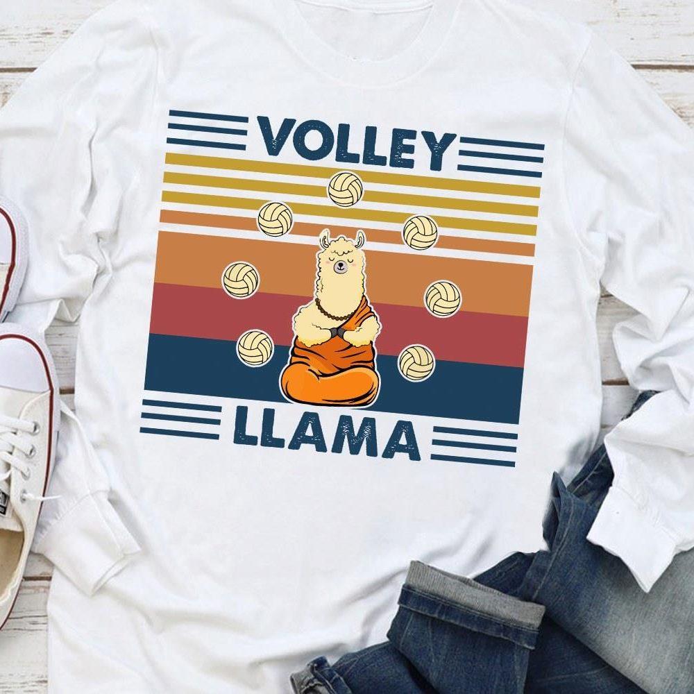 Volley LLama Shirt